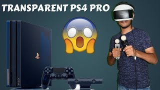 PS4 Pro Limited Edition Unboxing, Review, Price In Hindi.