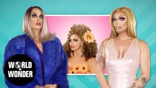FASHION PHOTO RUVIEW: Alyssa's Secret w/ Raja & Raven feat. Alyssa Edwards
