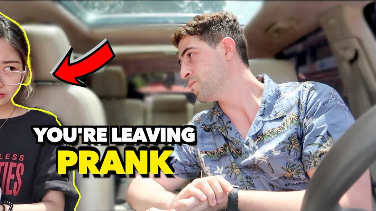 I am MAD & Disappointed PRANK 🇵🇭 *SHE CRIED*