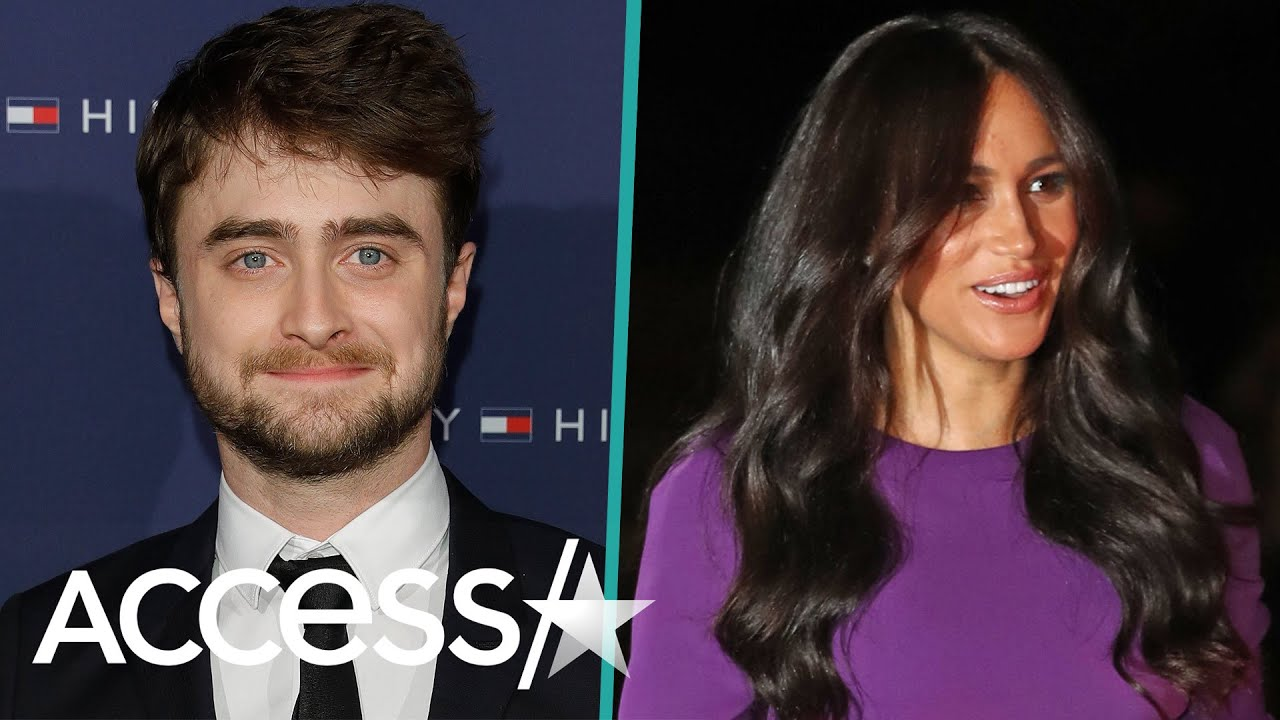Why Daniel Radcliffe Feels 'Terrible' For Meghan Markle