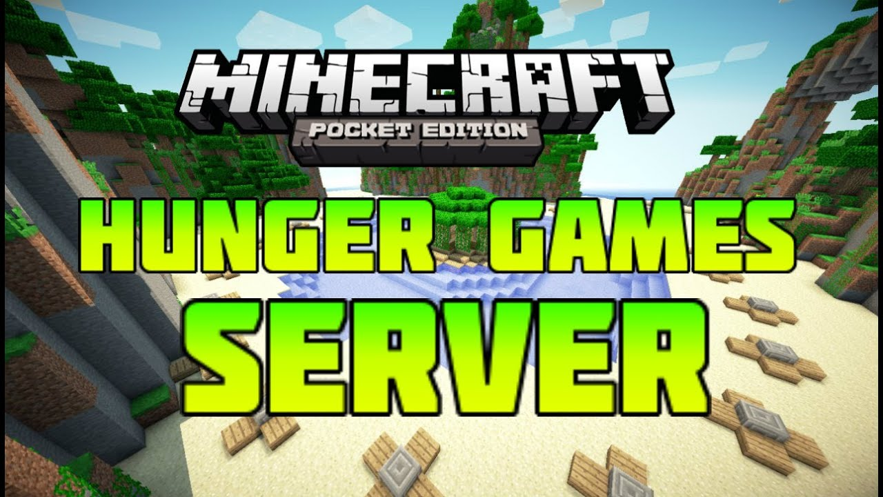 Hunger games servers Minecraft Blog