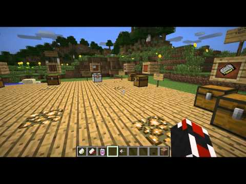 How To Make A Dog Park In Minecraft Pe