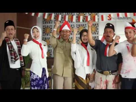 DIRGAHAYU REPUBLIK INDONESIA KE 71 BANK RIAU KEPRI CABANG BANGKINANG