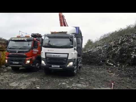 Waste4fuel waste removal operation