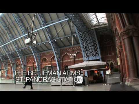 The Betjeman Arms, St. Pancras International Station