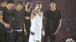 Justin Bieber One Time Eenie Meanie Somebody To Love Perth concert.mp3