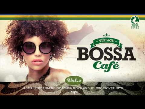Hot Stuff - Donna Summer´s song - Vintage Bossa Café Vol.2 - Disc 2 - New 2017
