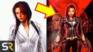 Marvel Theory: Dark Avengers Will Be Introduced In The Black Widow Movie