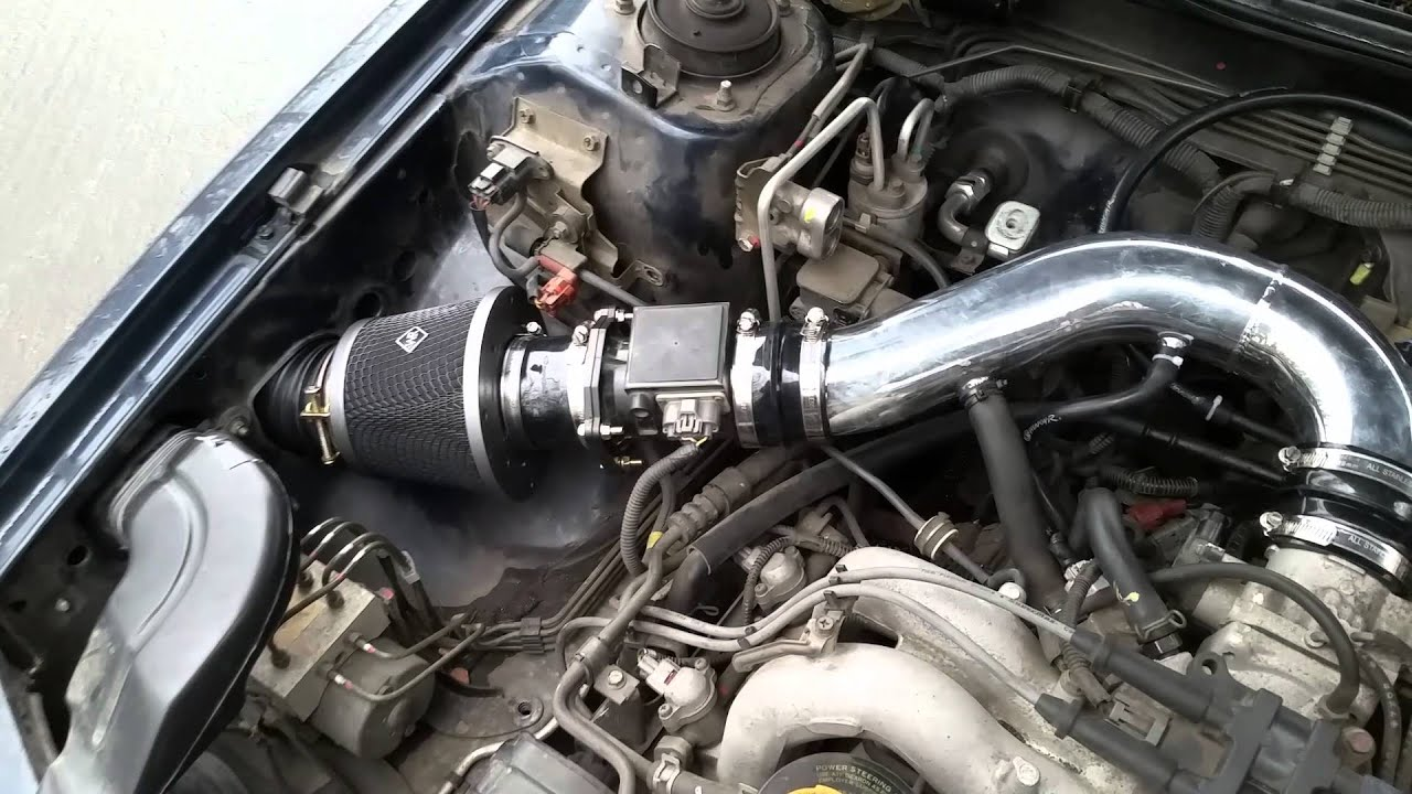 Weapon R Secret Weapon Intake 98 Subaru Legacy Outback