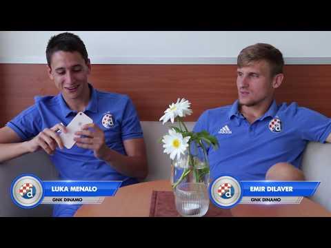 Što ti je zadnje na mobitelu: Luka Menalo i Emir Dilaver
