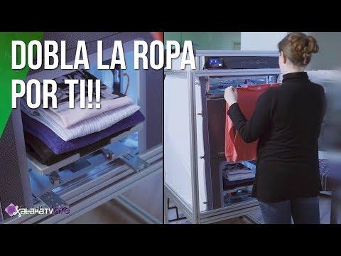 Foldimate: DOBLA LA ROPA POR TI!!