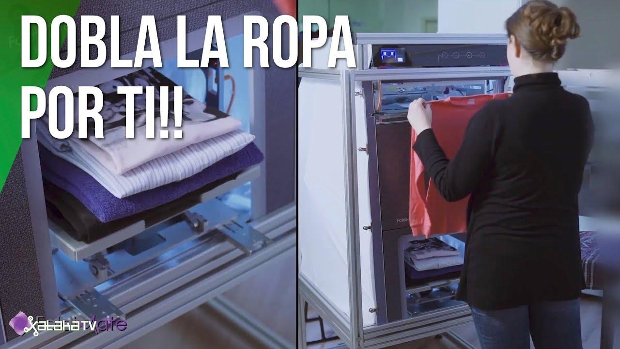 Foldimate Dobla La Ropa Por Ti Youtube