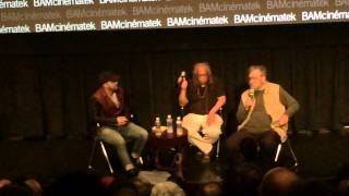 Ralph Bakshi - BAM - Coonskin - 2014 - Part 1
