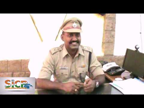 New Superintendent of Police, charge Dindigul district