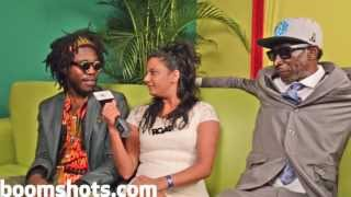 """Chronixx and Chronicle: """"My father never really hide music from me"""""""