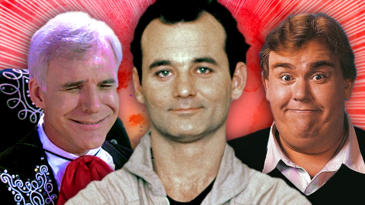 Top 10 Comedy Actors Of The 1980s Youtube