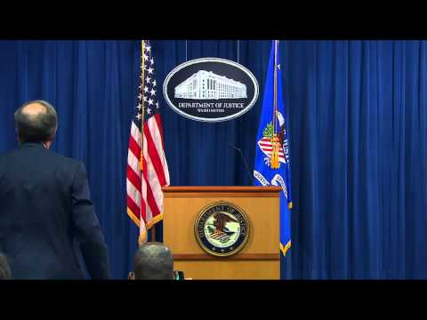 Holder makes statement on NYC chokehold decision