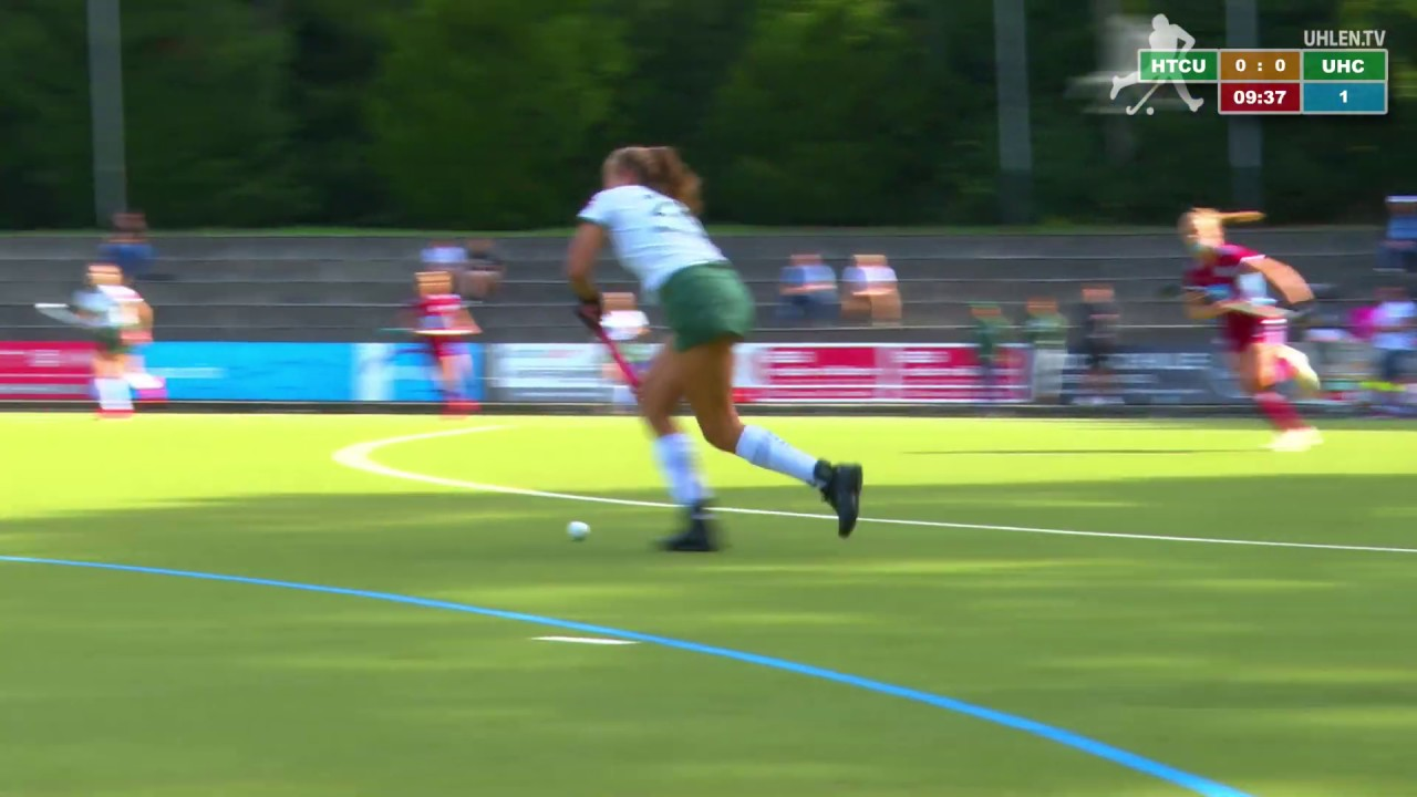 Hockeyliga Damen HTCU - UHC (RE-LIVE 1080/50P)