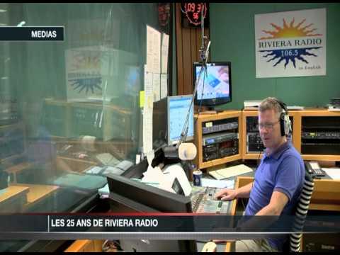 Les 25 ans de 106.5 Riviera Radio