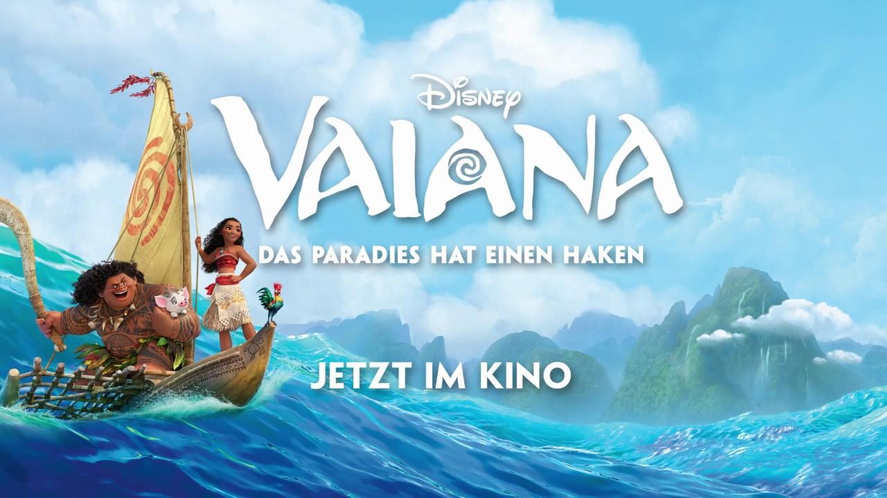 Vaiana Jetzt Im Kino Die Presse Ist Begeistert Disney Hd Youtube