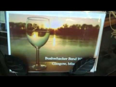 My Visit to the BUSHWHACKER BEND WINERY June 17, 2012