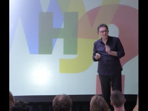 Rebooting Business in a digital society : Futurist Speaker Gerd Leonhard at FCSW14