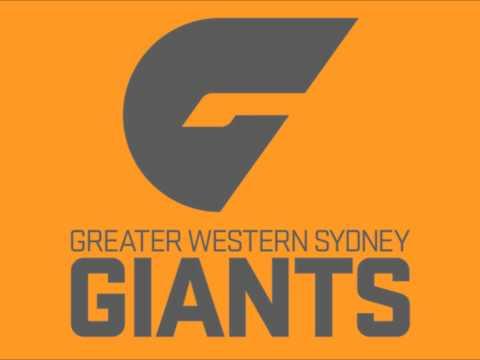 GWS Giants Club Song