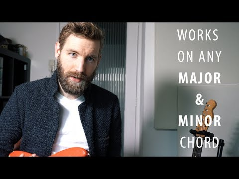How to make every chord sound ~*MAGICAL*~