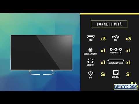 Panasonic | TV LED 4K HDR Smart | TX-40EX703