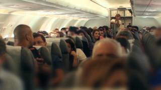 Carnaval Avianca Brasil - Flash Mob Musical Cazuza
