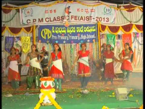 Riva Rivala Matha Medley Dance CPM School...