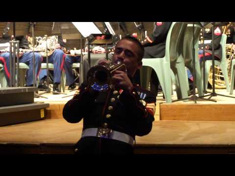 US Marine Corps Pacific Forces Party Band