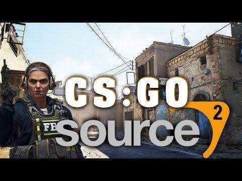 Major CSGO Source 2 UPDATE!
