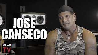 Jose Canseco on SWAT & Helicopters Surrounding His Car After Finding Gun (Part 7)