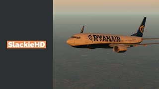 X-Plane 11: London Stansted to Gdansk