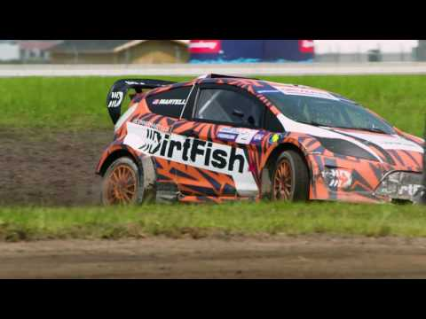 DirtFish 2016 Red Bull Global Rallycross Season Review