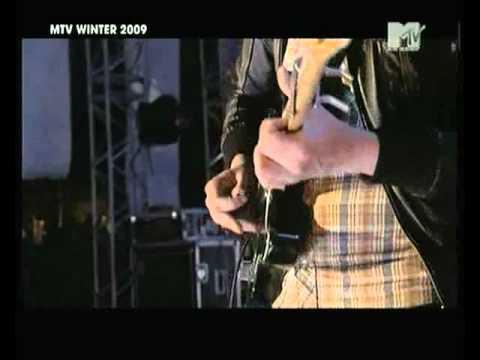 Starsailor - All the Plans (MTV Winter Valencia 2009)