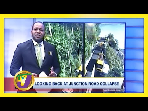 Looking Back at Junction Road Collapse - October 6 2020