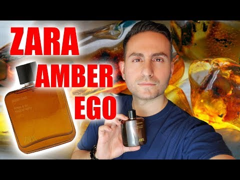 Amber Ego By Zara Fragrance Review / Cologne Review