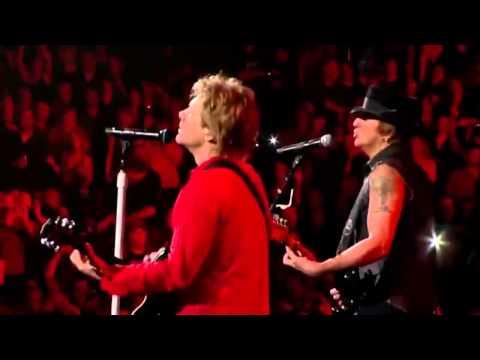 Bon Jovi Live At Cleveland 2013