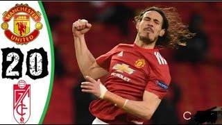 Manchester United vs Granada 2-0 All Goals & Extended Highlights HD 2021