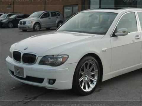 2006 BMW 7Series Used Cars Nashville TN  YouTube