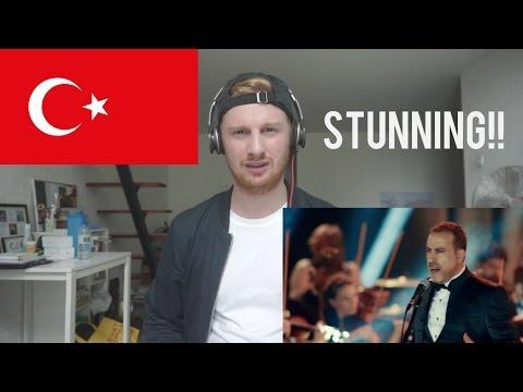 (STUNNING!!) Haluk Levent - İzmir Marşı // TURKISH HISTORICAL MUSIC REACTION