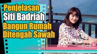 Gambar cover Penjelasan Siti Badriah Bangun Rumah Di Tengah Sawah