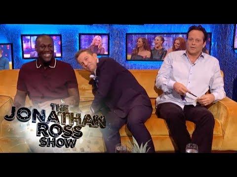 Vince Vaughn, Stormzy & Bradley Walsh's Sofa Surprise on The Jonathan Ross Show