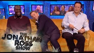 Vince Vaughn, Stormzy & Bradley Walsh's Sofa Surprise On The Jonathan Ross Show