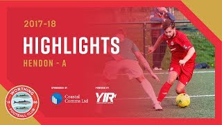 Highlights: Hendon 4-3 Worthing – 7.4.18