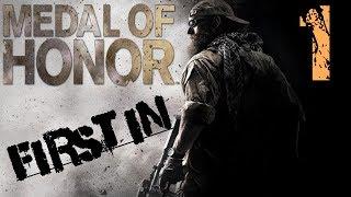 Прохождение Medal of Honor (2010) Миссия 1 / Первый пошёл