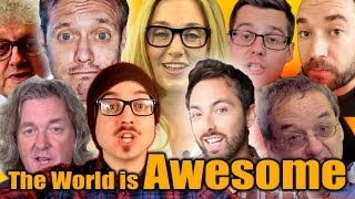 Why The World Is Awesome in 60 Facts - Geek Week Special - Earth Unplugged