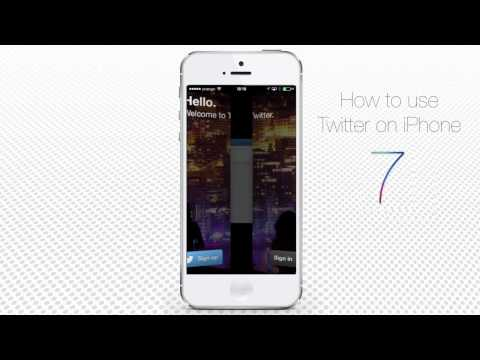 How to Use Twitter on iPhone and iPad